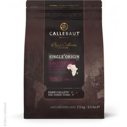 Čokoláda Callebaut - Sao Thomé, balení 2,5 kg