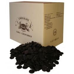 Hořká čokoláda Carla do fontány - balení 5 kg