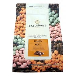 Medová čokoláda Callebaut - balení 2,5 kg