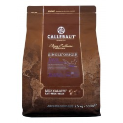 Čokoláda Callebaut - Jáva, balení 2,5 kg
