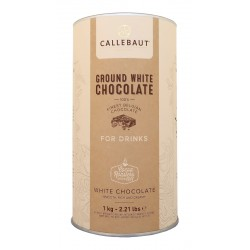 Bílá horká čokoláda Ground Chocolate 1 kg