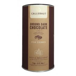 Tmavá horká čokoláda Ground Callebaut 1 kg
