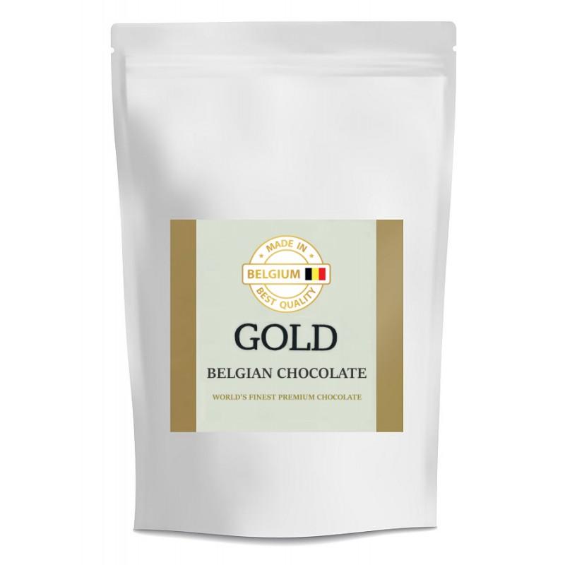 Zlatá čokoláda Callebaut Gold - balení 250 g