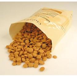 Karamelová čokoláda Callebaut - balení 0,5 kg
