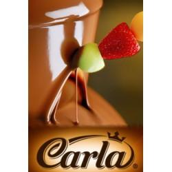 Mléčná čokoláda Carla do fontány - balení 0,7 kg