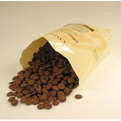 Medová čokoláda Callebaut - balení 0,5 kg