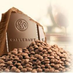Mléčná čokoláda Callebaut 668NV - balení 1 kg