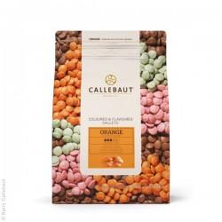 Pomerančová čokoláda Callebaut - balení 2,5 kg